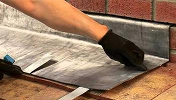 Lead Roof Flashing Rolls