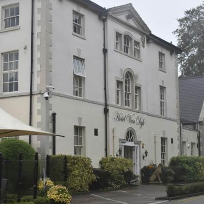 The Van Dyk Hotel choose Cupa