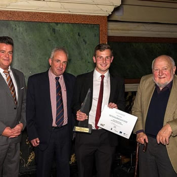 William Emerton scoops Slating recognition!