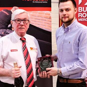 Hertalan Loyalty Award presented to our Livingston team