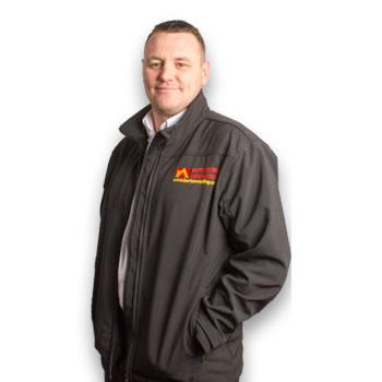 'Meet The Team' Mark Purvis
