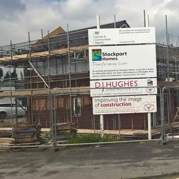 Stockport Homes 'Transforming Lives' choose a full Sandtoft specification!