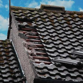 Mortar Bedding or Dry Fix Roofing? Count the cost.