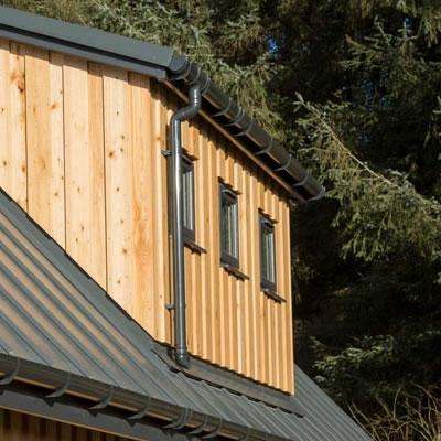Introducing Catnic SSR2 Standing Seam Roofing & Cladding