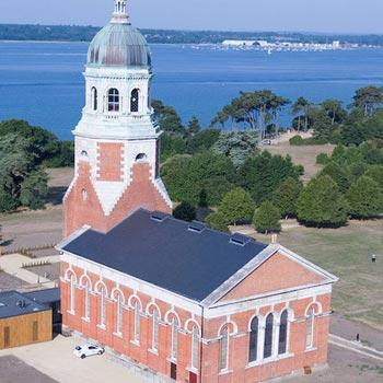 Historic chapel's restoration is divine with Glendyne