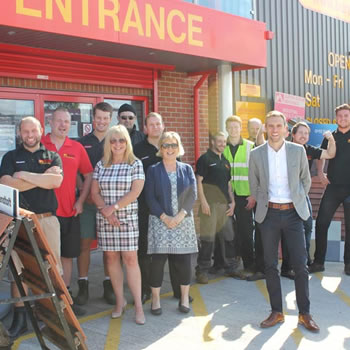 'Meet the Team' Southampton