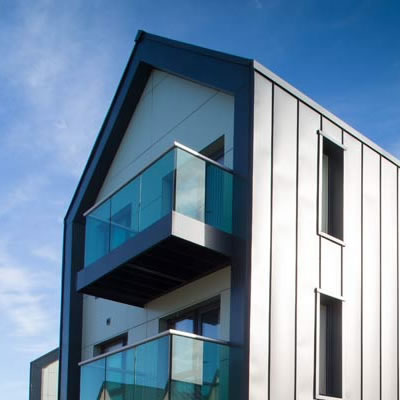 An introduction to steel standing seam roofing