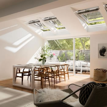 VELUX INTEGRA- The ideal Solution for Extension Projects