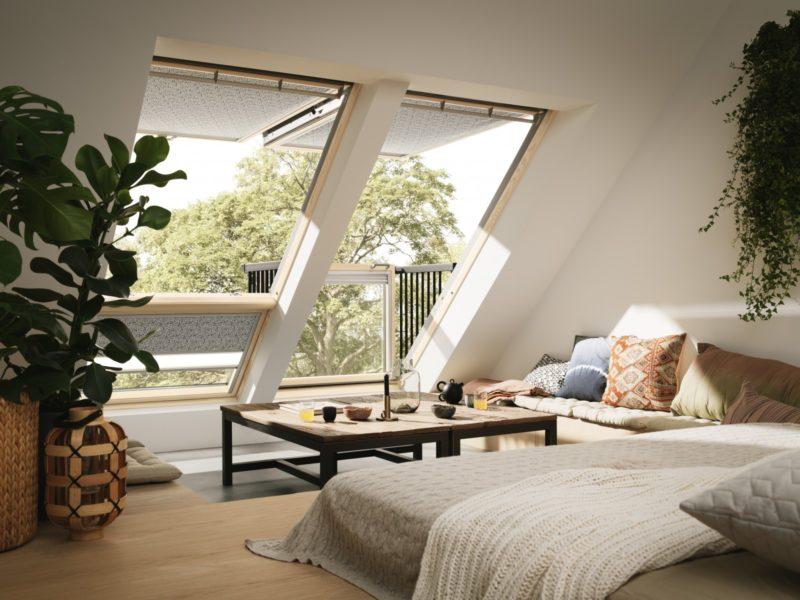 The Benefits of VELUX CABRIO® Balconies