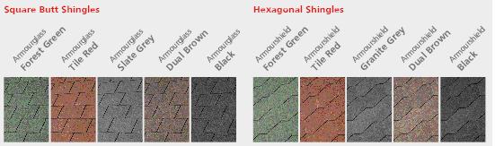 Fixing Felt Roof Shingles | Burton Roofing